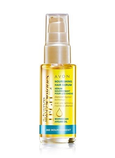Avon Fas Argan Yağı Besleyici Saç Serumu 30 Ml Renkli